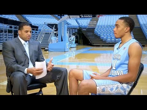 UNC Men's Basketball: Brice Johnson 1-on-1 with Sean May