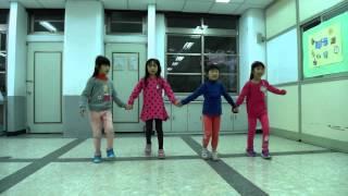 英文歌聖誕舞蹈教學