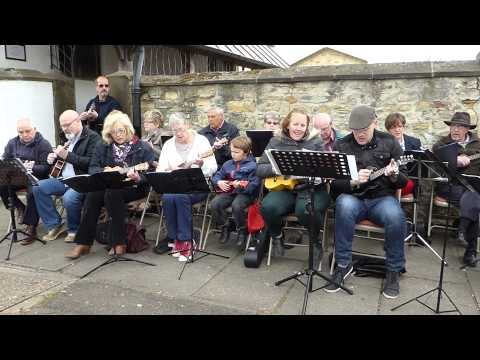 'Delilah' performed by Tickhill Ukulele Group