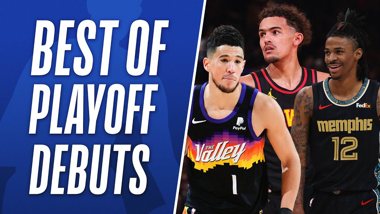 D-Book, Ice Trae and MORE Shine in Playoff Debuts 🤩