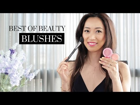 Top 5 Best Blushes, blush