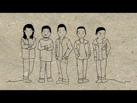 Armada   Asal Kau Bahagia Official Lyric Video mp4