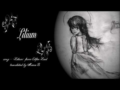 Elfen Lied - Lilium - English Cover