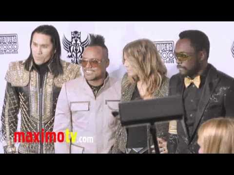 The Black Eyed Peas at Peapod 2011