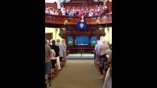 Cornwall sings Sankey