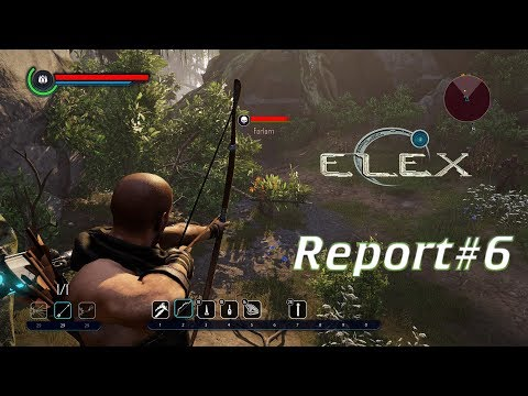 ELEX - Report#6. Investigating. Geron and Lennart. Irdor. |