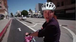 Bike Riding - Bike-Friendly Districts - Long Beach California - Choose Health LA!