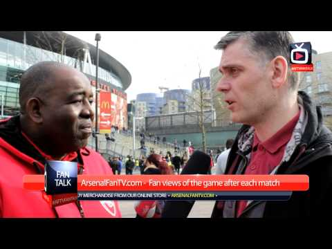Arsenal Fan Who Broke Down At Stoke Explains Why