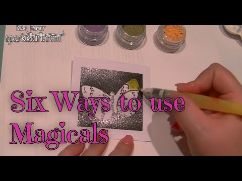 How to Use Lindy's Stamp Gang Magicals in 6 Different Ways
