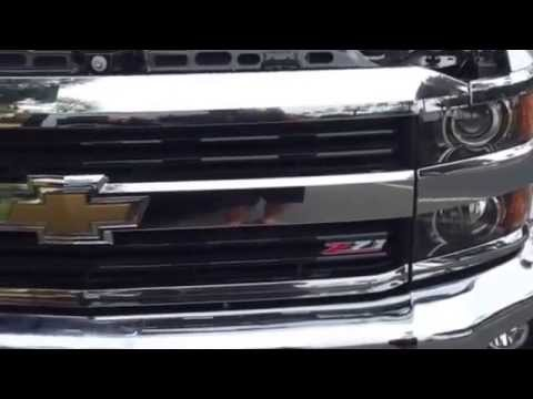 High Country Chevy >> Chevy Silverado 2500 HD front camera - can you find it ...