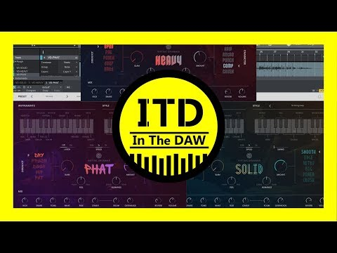 Ujam virtual Drummer series overview and review