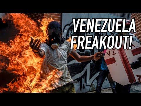 China FREAKS OUT Over Venezuela Crisis | China Uncensored