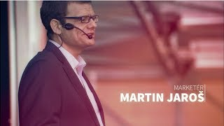 MEET & GREET Martin Jaroš Top Vision 2017