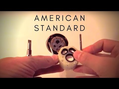 How To Replace Shower Cartridge - American Standard