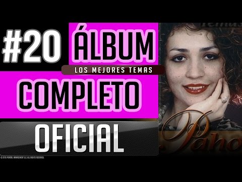 Pahola Marino #20 - Los Mejores Temas [Album Completo Oficial]