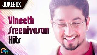 Vineeth Sreenivasan Malayalam Hits   Popular Songs From Premam, Oru Vadakkan Selfie & More