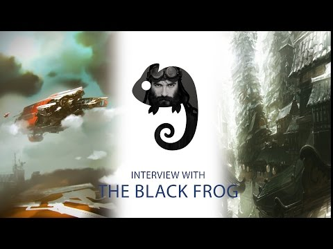 The Black Frog Interview