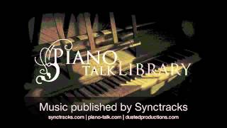 Alan Baker@PianoTalk and John Sambrook@Dusted Records UK. 2012 Synctracks.