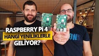 Kredi Kartı Kadar Küçük Bilgisayar! - Raspberry Pi 4 inceleme