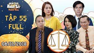 Ngôi sao khoai tây|tập 55 full: Song Nghi, Đàm Bang trở thành nghi phạm trong tai nạn của Khánh Toàn
