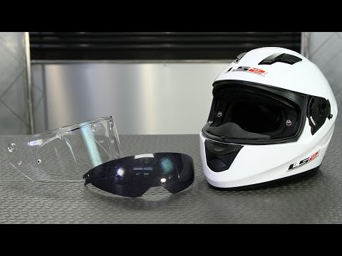How To: Change the LS2 Stream Helmet Shield | Motorcycle Superstore