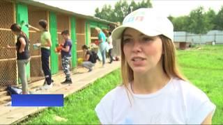 Волонтеры «Города первых» посетили приют