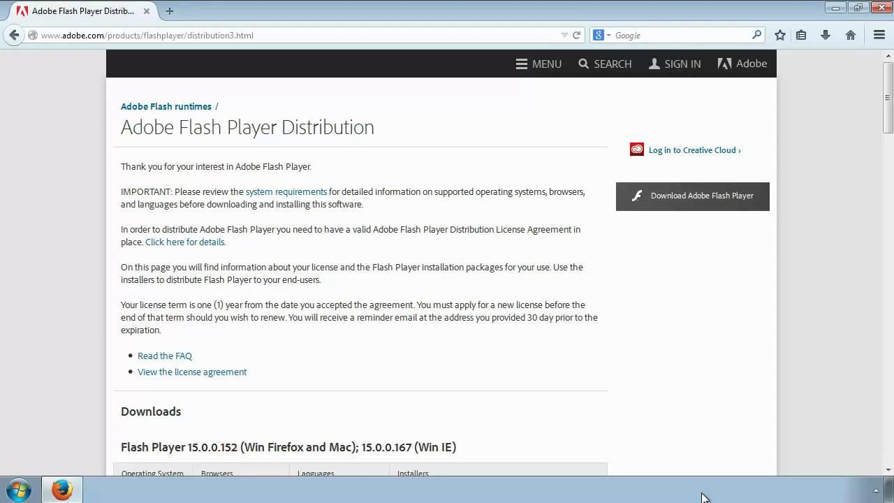 Adobe flash player free download full version softfind. Net.