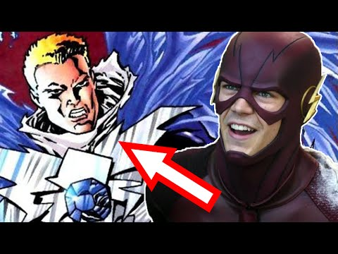 Who is Cobalt Blue? - The Flash Season 3