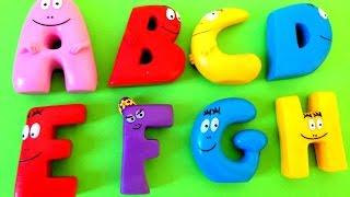 ABC Letters Barbapapa