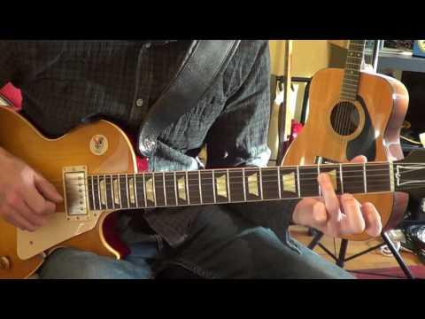 Burn one down (ben harper) guitar riff - easy guitar