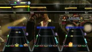Guitar Hero 5 Feel Good Inc. Traditional Expert Full Band(Triple FC)