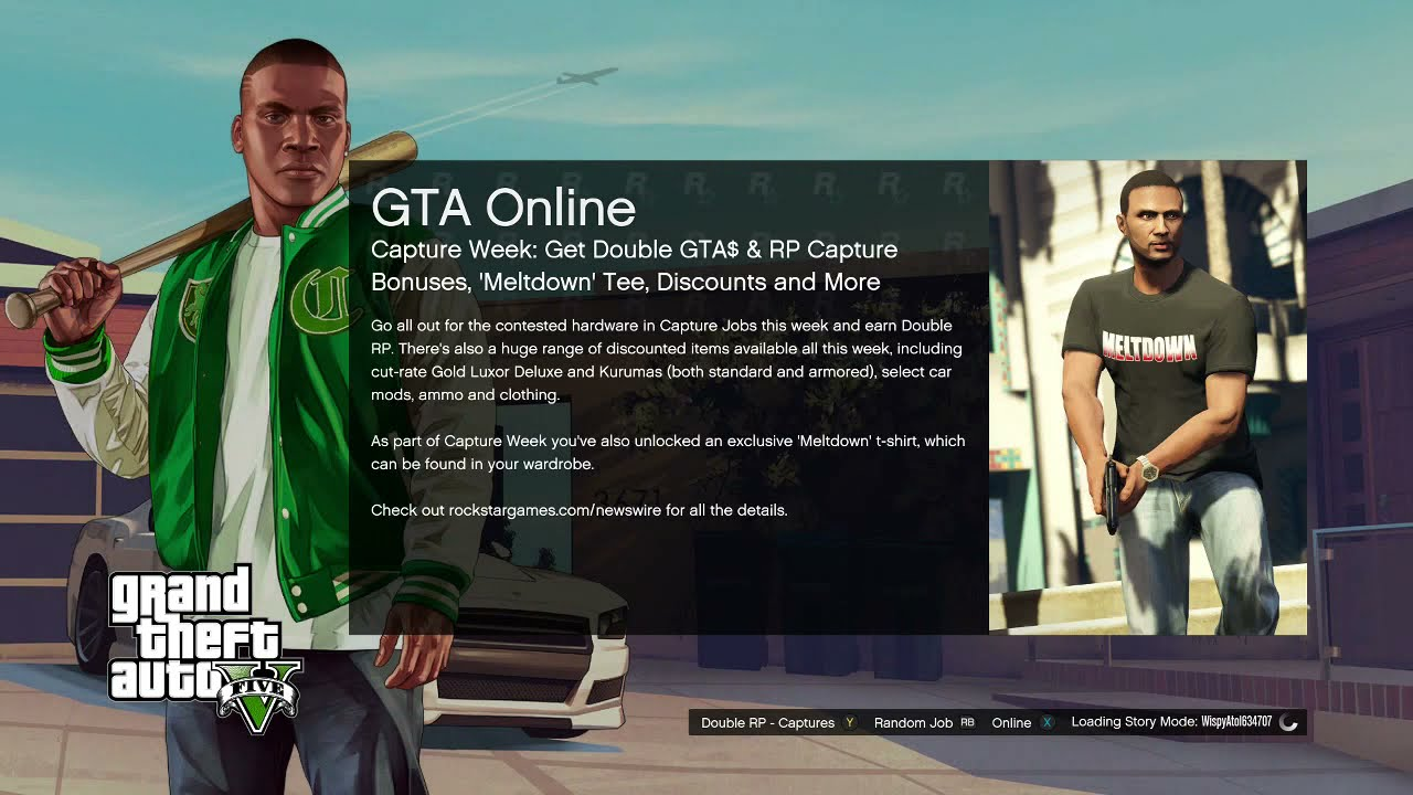 How To Reset Gta V (xbox One Only)