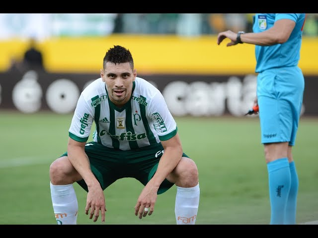 Gol de Moisés - Atlético-GO 1 x 3 Palmeiras - Narração de Nilson Cesar
