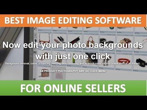 Best Photo Editing Software For Online Sellers
