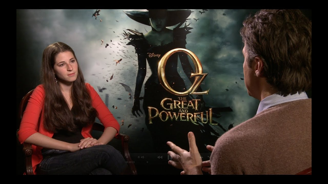Interview with the cast of Oz the Great and Powerful - YouTube Oz The Great And Powerful Cast Oz