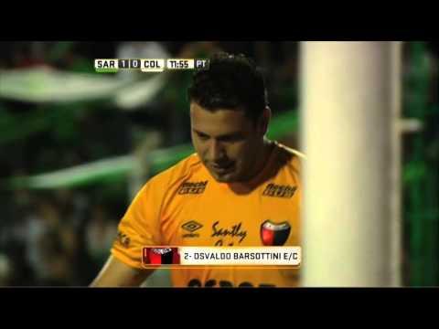 Sarmiento se quedó con 3 puntos ante Colón y toma aire en la tabla del descenso