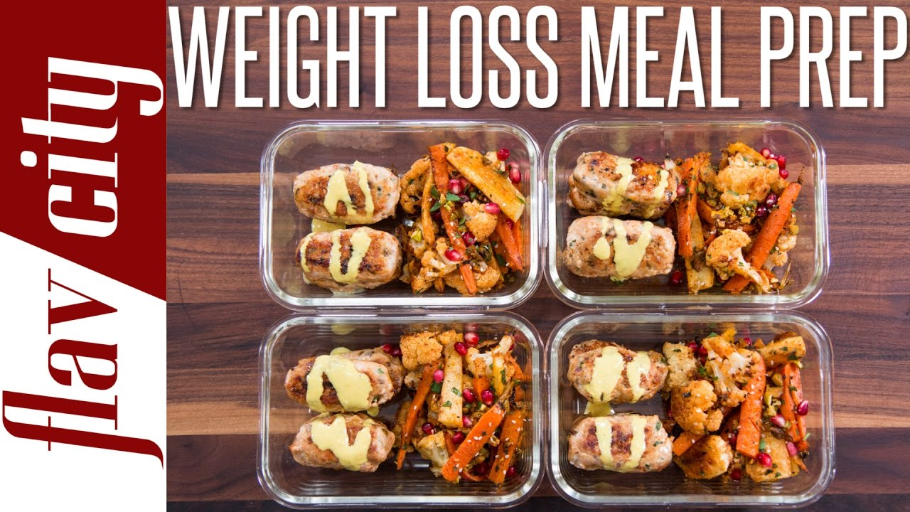 Healthy Meal Prepping For Weight Loss - Tasty Recipes For ...