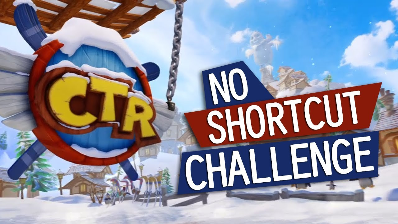 Blizzard Bluff Oxide Ghost - NO SHORTCUT CHALLENGE