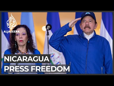 Nicaragua set to introduce laws curtailing online, foreign media