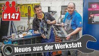 Horror-Zahnriemen in VW Golf 3 & Live-Diagnose am klappernden Skoda Roomster - Stoßdämpfer kaputt?