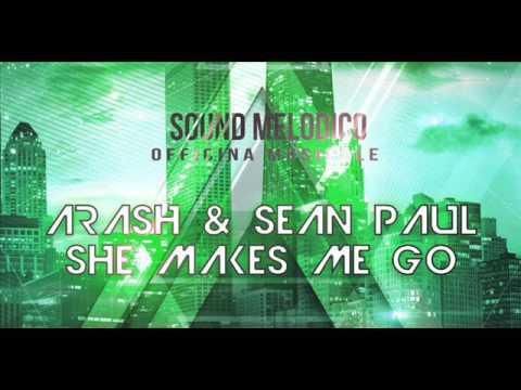 Instrumental She Makes Me Go-Arash & Sean Paul