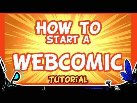 How to start a webcomic