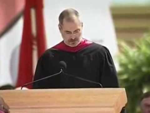Steve Jobs kalba Stanfordo universiteto diplomų įteikimo iškilmėse (lietuviškas įgarsinimas)