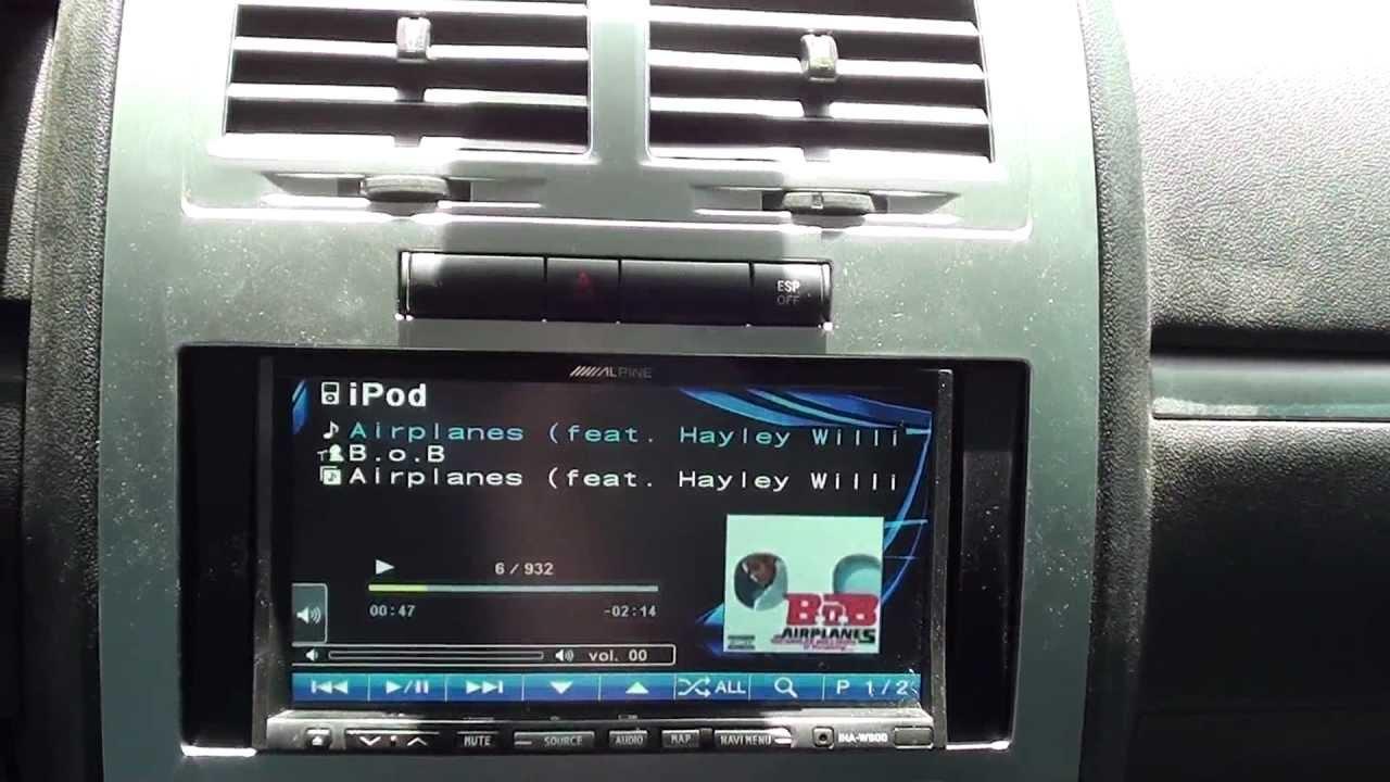 2008 Dodge Charger 2 X Jl Audio W7 Subs 3 X Jl Audio