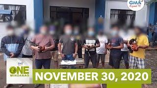 One Mindanao: November 30, 2020