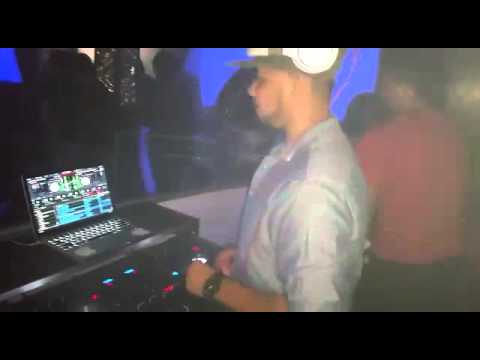 SAN PEDRO BELIZE INSIDE JAGUARS NIGHT CLUB EASTER 2015 #DJSMALLZ