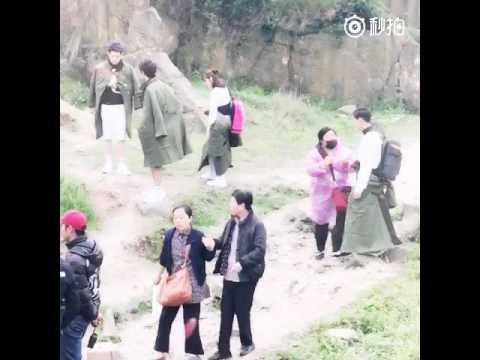 160425 Xiao Zhan, Peng Chu Yue, Wu Jia Cheng