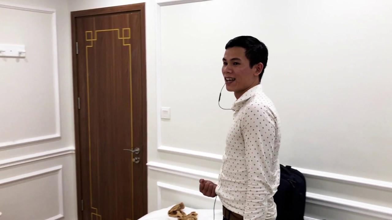 Review Căn hộ chung cư cao cấp 216m2 tại Discovery Complex | Nội Thất Gia Khánh