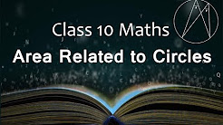 Areas related to circles : CBSE Class 10 X Maths