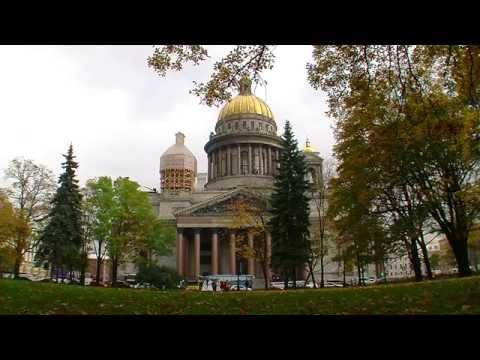 Осень в Петербурге, как целая жизнь